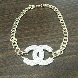 Chanel Vintage Large Link Necklace